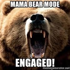 Bear Meme - mama bear meme generator
