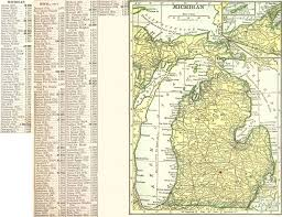 Adrian Michigan Map by 3 My Michigan