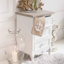 vermont shabby chic bedside cabinet furniture123