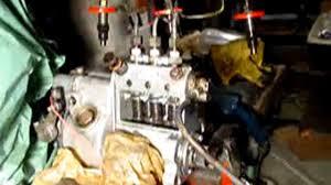 réglage et fonctionnement pompe injection en ligne vidéo dailymotion