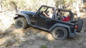 big jeep rubicon jeep rubicon off road fun near big bear california powers of a