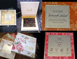 royal wedding cards arpita khan salman khans royal wedding card photos