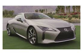 lexus lc500 reveal 2018 lexus lc 500 ignition episode is live now on motor trend