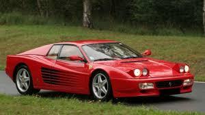1994 512 tr for sale 512 tr a modernized version testarossa prices and