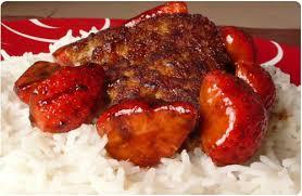 cuisiner le foie de veau foie de veau pané au d épice et fraises au balsamique chefnini