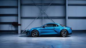 alpine a106 alpine a110 ready for its close up in new eye candy photos videos