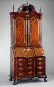 Book Case Desk Desk And Bookcase Workshop Of Nathaniel Gould 10 125 81a