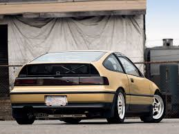 Honda Crx 1990 Honda Crx Generations Technical Specifications And Fuel Economy
