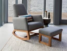 Modern Rocking Chair Nursery Joya Modern Rocking Chair Nursery Furniture By Monte Design In