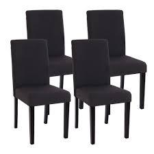chaises salle manger pas cher chaises noires pas cher trendy chaise table verre chaises noires