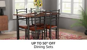 kitchen table online furniture buy furniture online at best prices in india amazon in