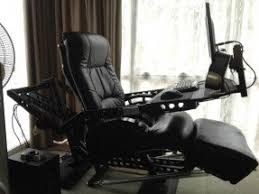 Computer Game Chair Computer Chair With Speakers Foter