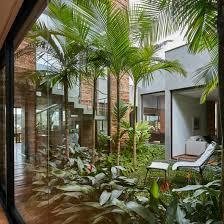 home courtyard courtyards dezeen