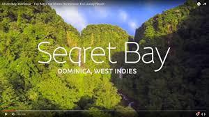 toprated secret bay dominica top rated caribbean honeymoon eco luxury