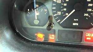 coolant warning light bmw bmw e46 check engine and coolant light youtube