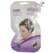 Masker Elips ellips hair mask masker rambut sachet 20gr elevenia