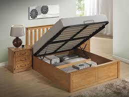 double storage ottoman for fancy great leather ottoman bed birlea
