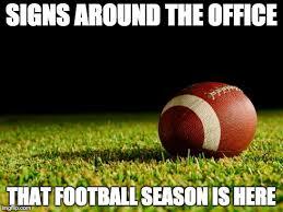 Football Season Meme - meme d from the headlines football season the interrobang