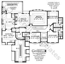 Free Home Plan Lexington House Plan Barrier Free House Plans Decor Deaux
