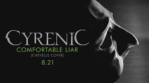 Comfortable Liar Lyrics Cyrenic Home Facebook