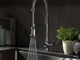 kitchen kitchen faucet with sprayer kohler faucets kitchen