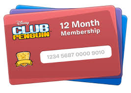 club penguin gift card image club penguin sle gift certificate png club penguin