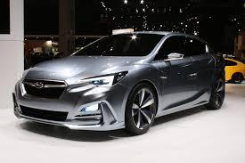 evo eye subaru subaru impreza 5 door concept 2015 tokyo motor show evo