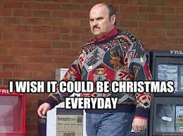 Christmas Sweater Meme - christmas sweater guy memes quickmeme