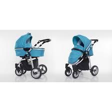 poussette siege auto libero trio bleu uni poussette 3en1 combiné siège auto nacelle