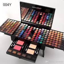 miss makeup set blush cosmetic piano box eye shadow set