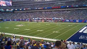 Metlife Stadium Map Metlife Stadium Sec 133 360 Degree View Youtube