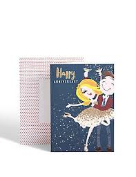 anniversary cards wedding anniversary cards m s