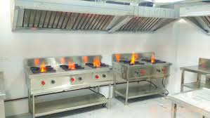 KITCHEN EXHAUST SYSTEM KITCHEN HOOD DUCTING HOOD MANUFACTURER