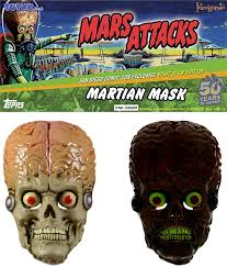 Mars Attacks Halloween Costume Topps U0027 Mars Attacks Incogneato Sdcc 2012