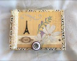 Paris Themed Jewelry Box Paris Memory Box