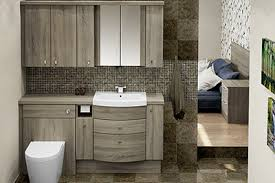 Fitted Bathroom Furniture White Gloss Fitted Bathroom Furniture Furniture From Mallard Bathrooms