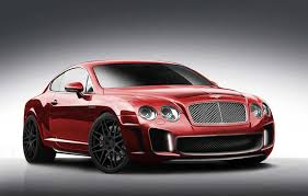 bentley red custom bentley continental gt by vilner
