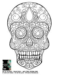 complicated coloring pages for adults 122 best coloring pgs skull images on pinterest coloring books