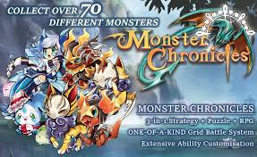 monster chronicles strategy battle tic tac toe rpg looking for