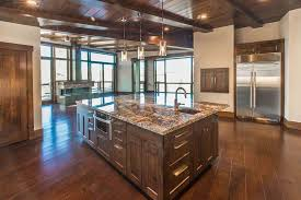 53 high contemporary kitchen designs with natural