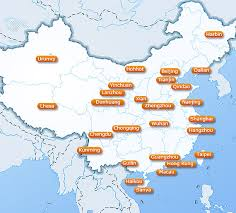 what is a climate map china weather major city climate with weather forecast maps