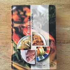 beau livre de cuisine culinaire et hygiène alimentaire de cuisine format beau livre