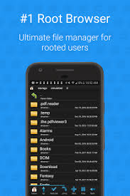 root manager apk root browser pro file manager apk 2 3 9 0 jrummy