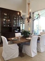 Best Dining Room Ideas Images On Pinterest Modern Farmhouse - Dining room farm tables