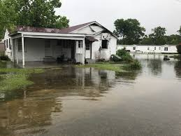Jeff Bridges Home by Road Building Flooding Reported In Georgetown County Wmbfnews