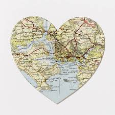 Heart Map Where Do Single People Live In England And Wales Flirtify