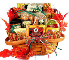 amazing thanksgiving gift baskets from fondtimes