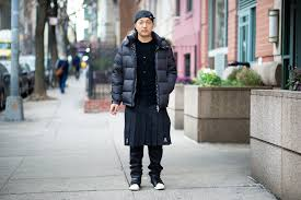 japanese and korean fashion trends gain popularity worldwide streetsnaps masaaki homma of mastermind japan hypebeast