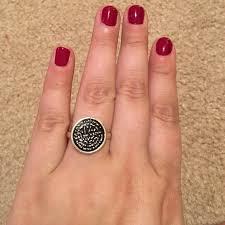 new orleans water meter jewelry 67 jewelry new orleans water meter ring silver size 10 from
