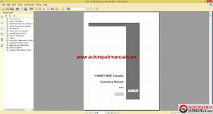 case 1150e operators manual auto repair manual forum heavy
